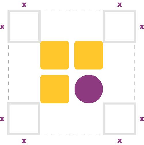 ASO iso logo exclusion zone
